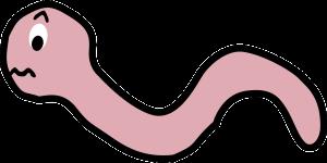 Regenwurm aus Newtopia